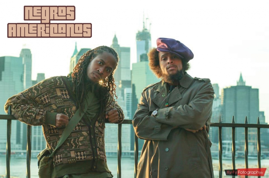 Pleas Vote for Negros Americanos to Perform at Afro Punk !